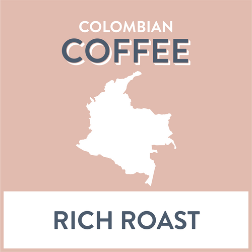 Colombian Rich Roast - Grain and Grind