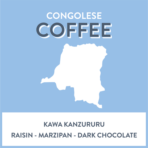 Dr Congo Kawa Kanzururu - Grain and Grind