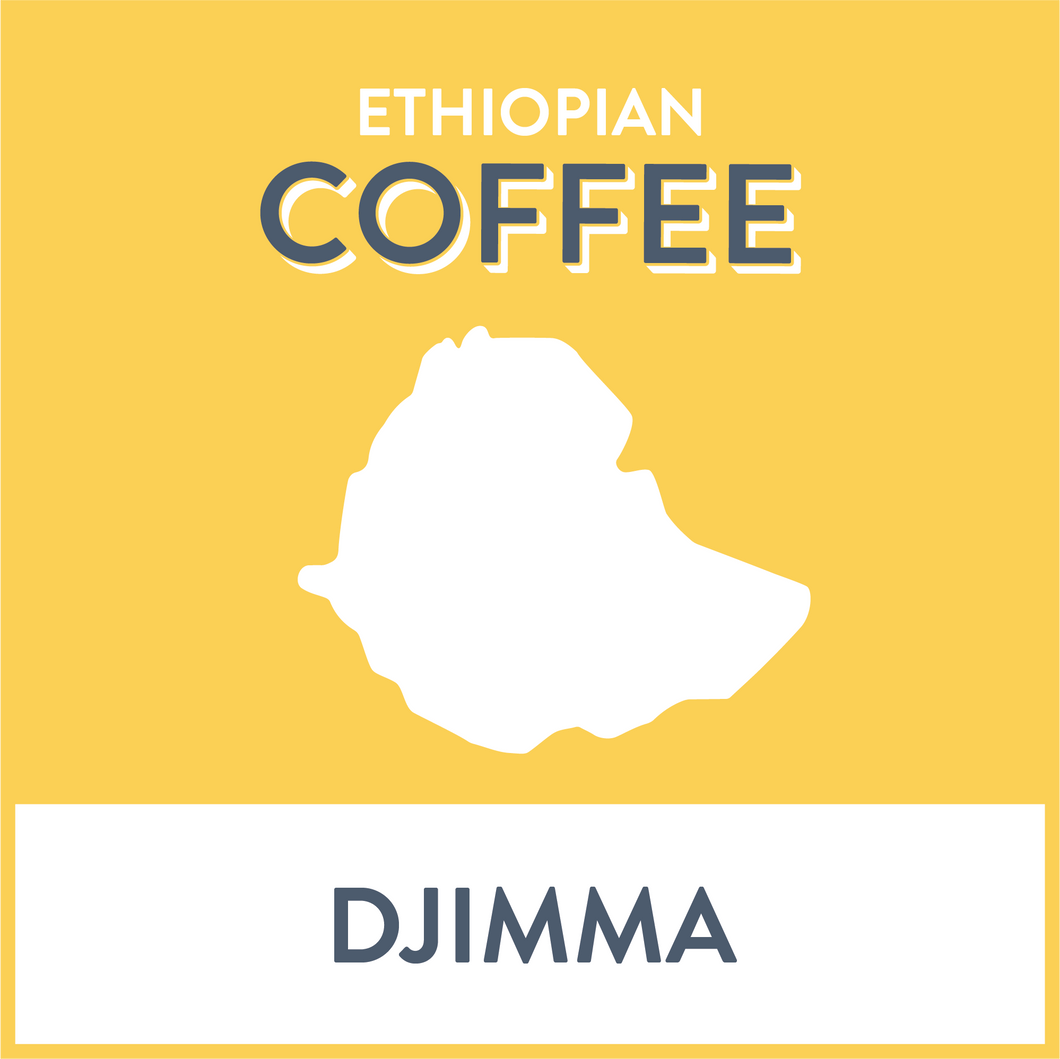 Ethiopian Djimma - Grain and Grind