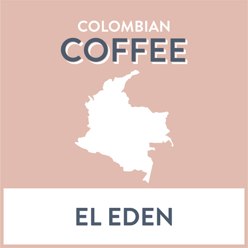 Colombia El Eden - Grain and Grind