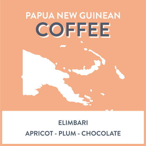 Papua New Guinea Elimbari - Grain and Grind