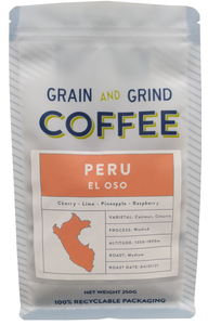Peru El Oso - Grain and Grind