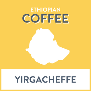 Ethiopian Yirgacheffe - Grain and Grind