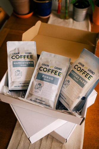 Southside Coffee and T-Shirt Bundle - Grain and Grind