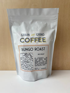 Bungo Roast - Grain and Grind