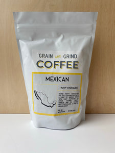 Mexican Nutty Chocolate - Grain and Grind