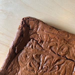 Nutella Brownie - Grain and Grind