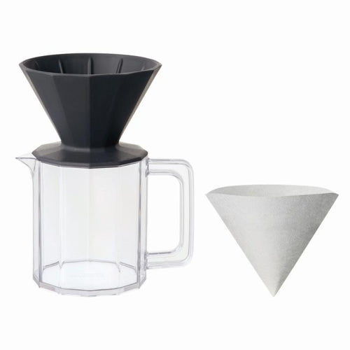 Kinto Al Fresco Brewer and Jug - Grain and Grind