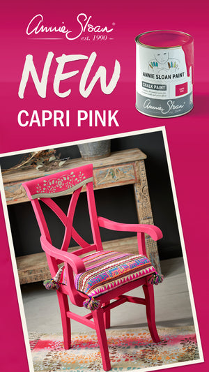 Capri Pink In Store Now