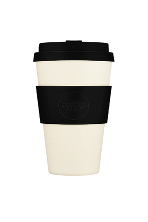 BLACK NATURE ECOFFEE CUP (14OZ)