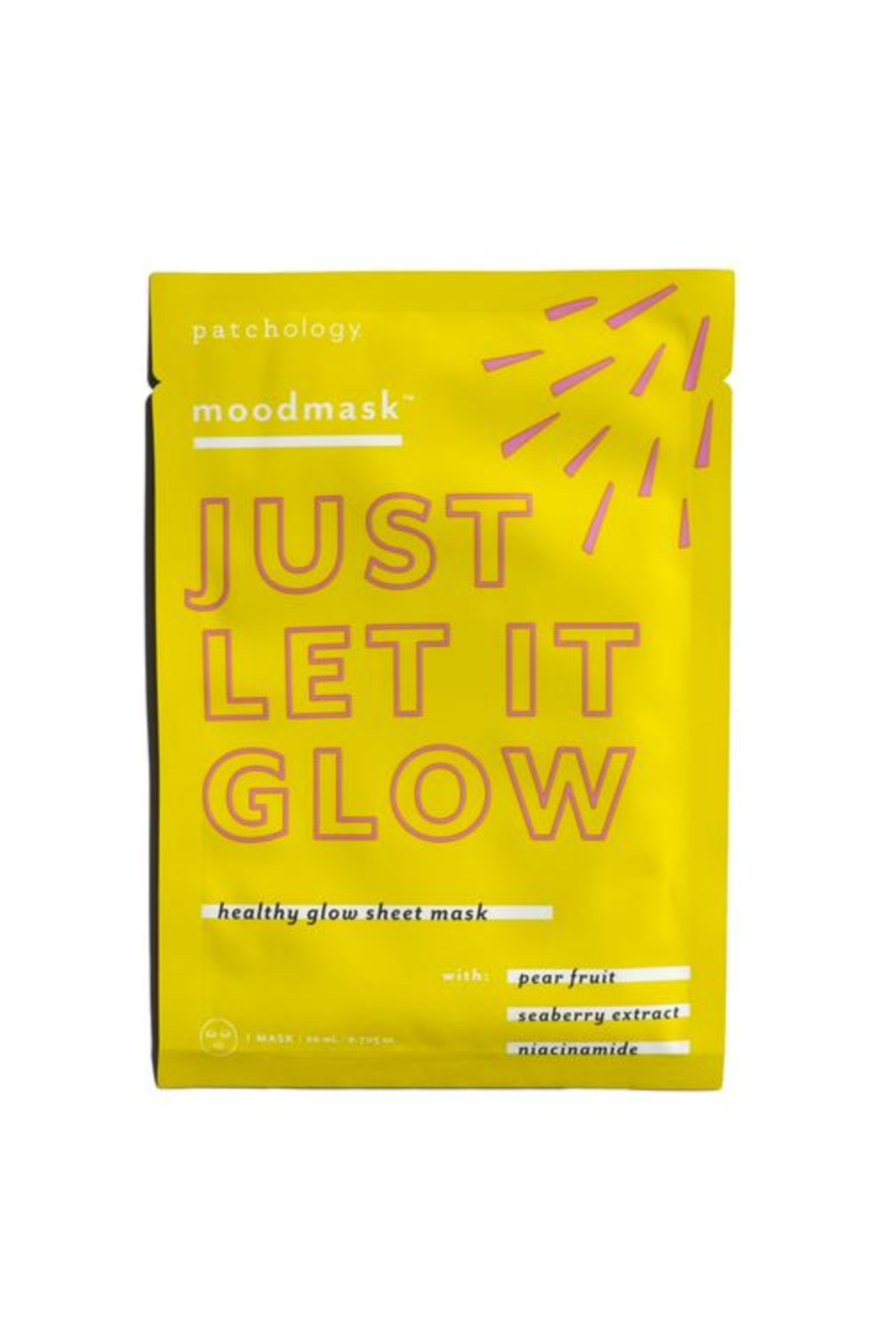 LET IT GLOW MASK