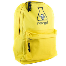 Load image into Gallery viewer, Nanogirl Backpack