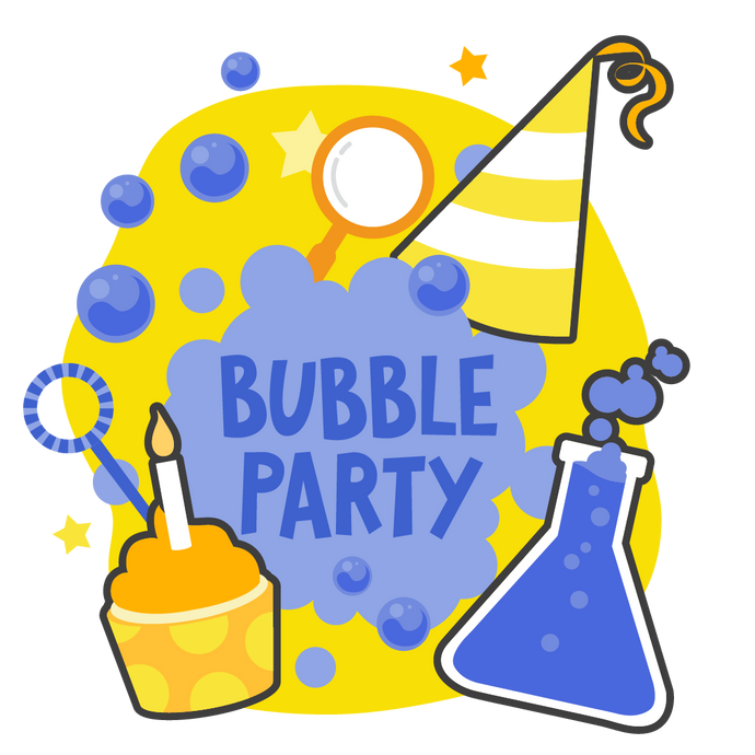 New Plymouth Bubbles Party