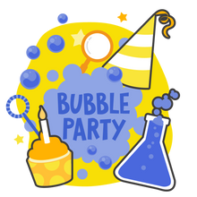 Load image into Gallery viewer, Hamilton Bubbles Party
