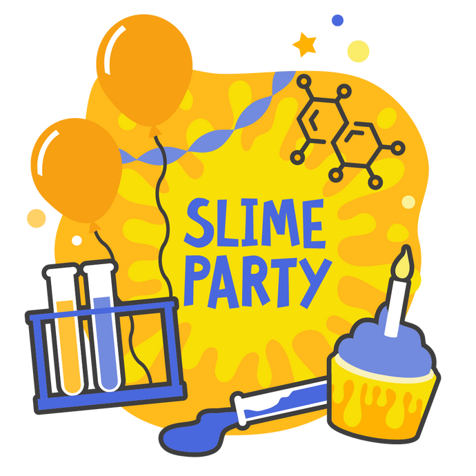 Wellington Slime Party