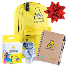 Load image into Gallery viewer, Nanogirl's Science Explorer Gift Pack