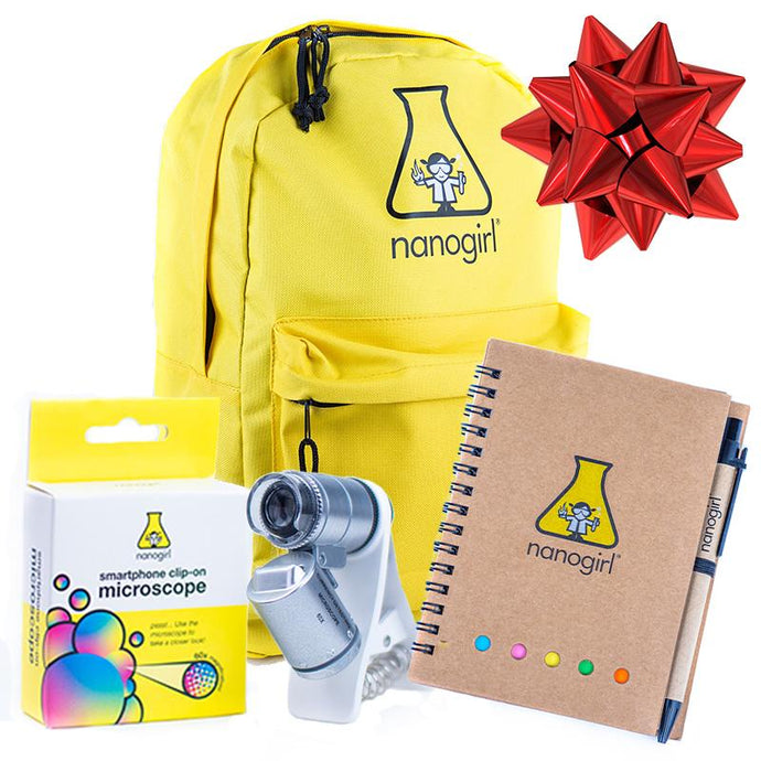 Nanogirl's Science Explorer Gift Pack