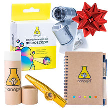 Load image into Gallery viewer, Nanogirl's Science Starter Gift Pack