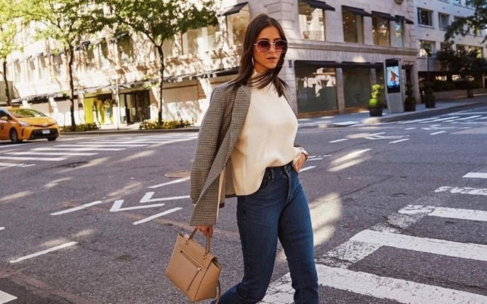 21 of the Best Fall Work Outfits for Women