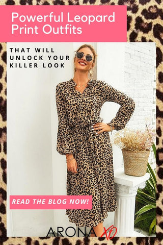 Fashion blog: Powerful Leopard Print Outfits That Will Unlock Your Killer Look