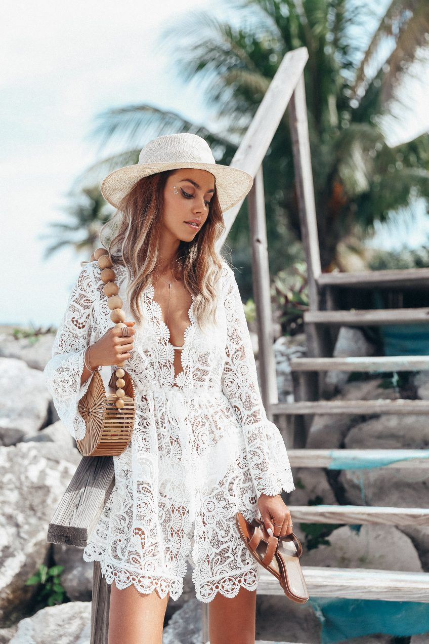 Fashion blog: You'll Be Glad You Found this New Beach Dress When You See it