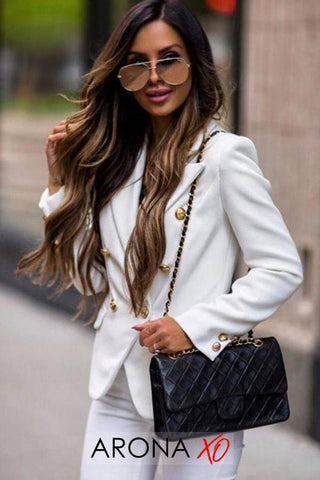Fashion blog: How to Wear Beautiful Bright Whites For Epic Street Style