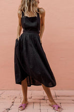 Load image into Gallery viewer, Pinafore Midi Dress - Arona XO