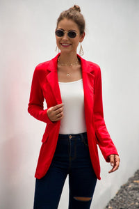 Slim Fit Blazer - Arona XO
