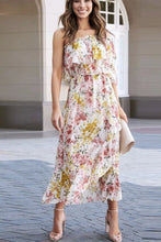 Load image into Gallery viewer, One Shoulder Ruffle Maxi Dress - Arona XO