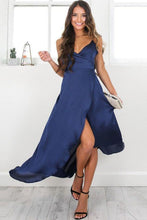 Load image into Gallery viewer, Sleeveless Wrap Maxi Dress - Arona XO