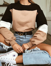 Load image into Gallery viewer, Drawstring Sweatshirt - Arona XO