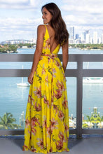 Load image into Gallery viewer, Floral Sling Maxi Dress - Arona XO