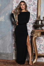 Load image into Gallery viewer, Backless Bodycon Maxi Dress - Arona XO