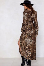 Load image into Gallery viewer, Leopard Print Maxi Dress - Arona XO