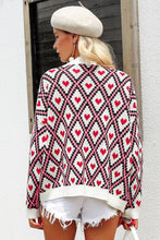 Load image into Gallery viewer, Single-breasted Knitted Cardigan - Arona XO