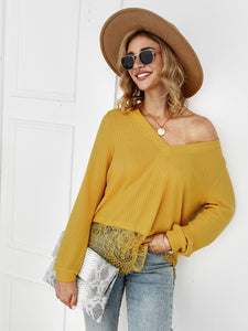 Lace Patchwork Sweater - Arona XO