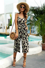 Load image into Gallery viewer, Leopard Sling Jumpsuit - Arona XO