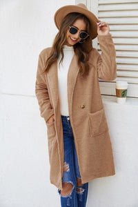 Loose Overcoat - Arona XO