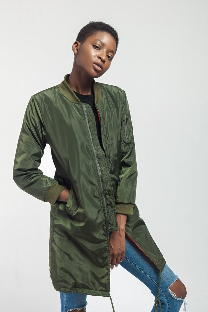 Windbreaker Coat - Arona XO