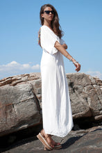 Load image into Gallery viewer, Loose Swimsuit Cover-up Maxi Dress - Arona XO