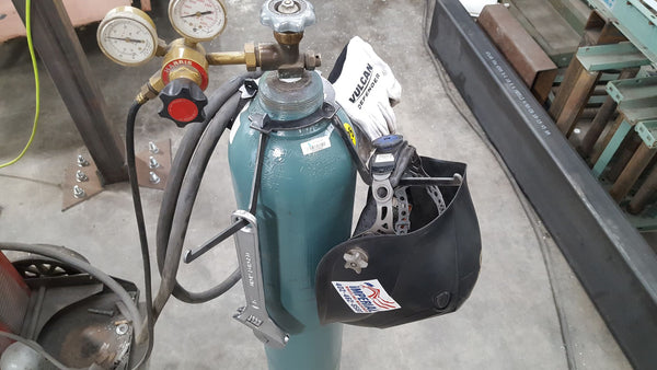imperial storage solutions welding bottle hook