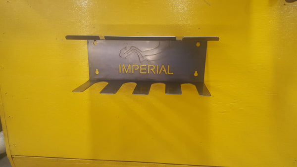 imperial cordless tool storage and tool holder