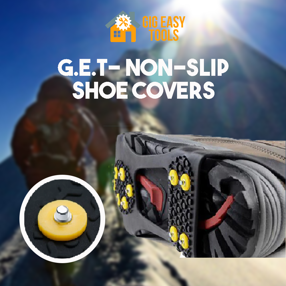 G.E.T- Non-slip shoe covers