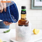 Portable Silicone Ice Cube Maker