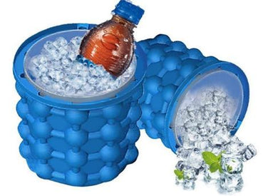 Ice Cube Maker Bucket