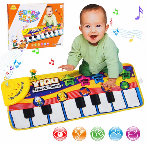 Large Baby Musical Mat