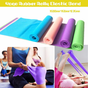 Stretching Gum Fitness Elastic Band Workout Athletic Resistance Sport Rubber Bands Training Exercise Bands Expander Accessories