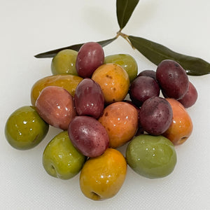 Five Italian Olive Mix (Whole) (8 oz)