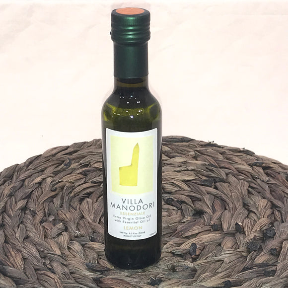 Villa Manodori Essenziale Lemon Oil (8.5 fl oz)