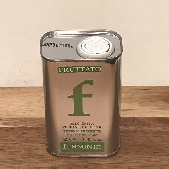 Flaminio Fruttato Extra Virgin Olive Oil (8.5 fl oz)